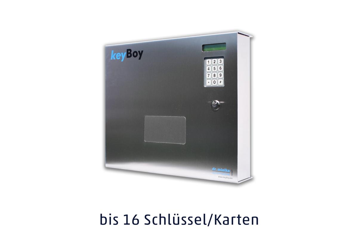 keyBoy 8er Tief<br />keyBoy 10, 12, 14, 16er Standard